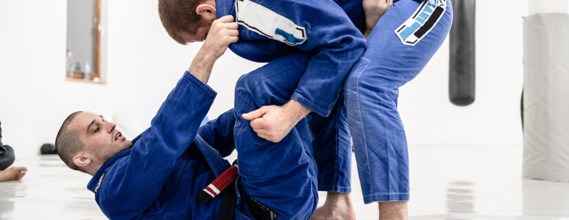 Photo cours Jiu Jitsu