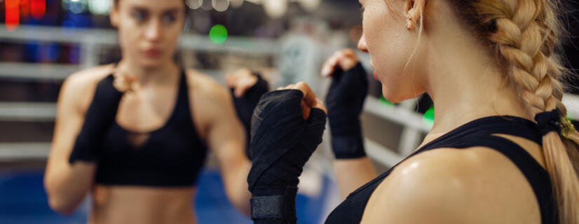 Photo cours Kickboxing